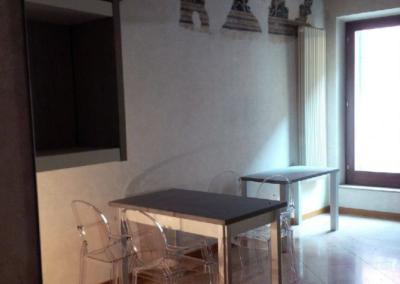 Bilocale via Filippo Corridoni, Mantova