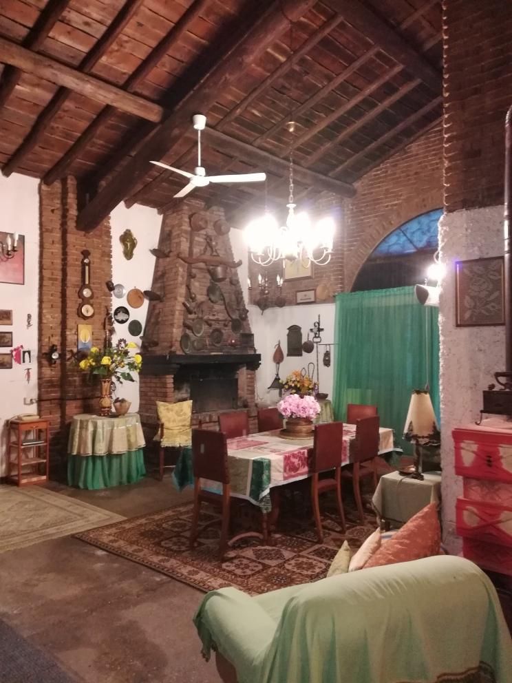 Casa Padronale a Borgo Virgilio
