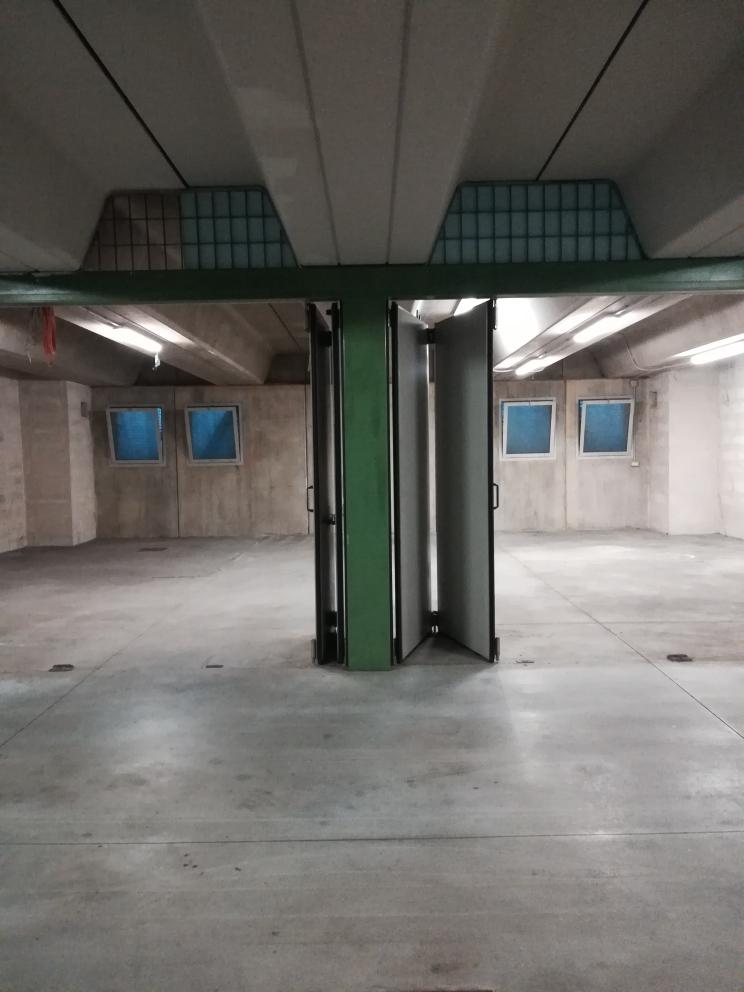 Garage/Magazzino in vendita a Borgochiesanuova
